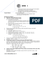 Lembar Kerja Siswa Matematika