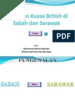 Perluasan Kuasa British Di Sabah Dan Sarawak