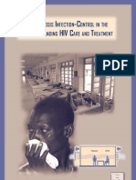 Guidelines for TB Infection Control in the Era of Expanding HIV Care & Treatment