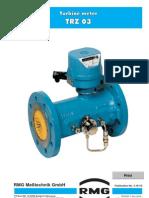 TurbineMeter-RMG TRZ 03