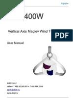 Manual Cfx 400