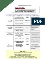 AgendaActividades15Dic-20Dic