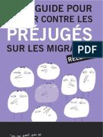 Petit guide pr lutter contre les préjugés sur migrants Cimade 2011