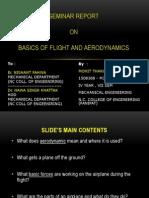 Aerodynamics and Basics of Flight - Mohit Thakur 1508368 (1)