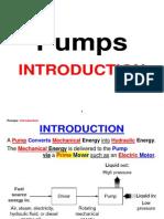 1 Introduction Pumps