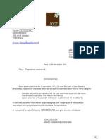 Proposition Commerciale Exemple