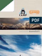 CAMP 11 Catalogo