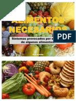 Alimentos necesarios