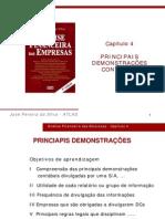 AnaFin - Cap 4 Princ Demonst Cont+íb BP DRE DMPL DFC DVA