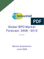 BPO Market Forecast 2008 2012 TOC (2)