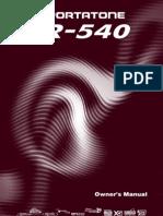 PSR540E