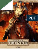 Obivion e Book