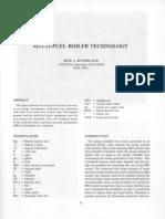 Multi - Fuel Boiler Technology