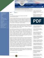 Comunicado de Prensa del PNP en Portal Oficial de La Fortaleza