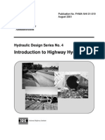 Introduction to Highway Hygraulics