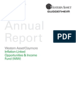 Western Asset Clay More Inflation-Linked Opportunities & Income Fund