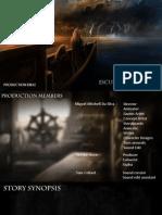 Escuridao Decente Production Bible
