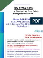 10 AlisterDalrymple- ISO 22000 Presentación IRAM Oct06
