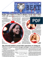 December 16 Issue of the Blake Beat 2011