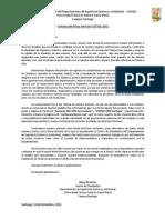 Comunicado Final Mesa Directiva CEEIQA 2011