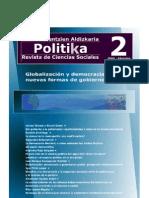 Del gobierno a la gobernanza Oportunidades y Retos - Ismael Blanco y Ricard Gomà[1]