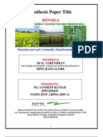 Biofuel Paper