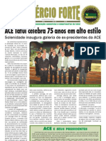 Informativo ACE - out-2011