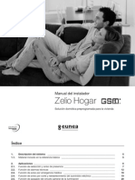 Manual Instal Ad Or Zelio Hogar Gsm