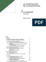 Paricio Ignacio - La Construccion de La Arquitectura Composicion Y Estructura