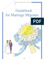 2007 Guidebook for Marriage Migrants