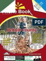 DeKalb Phonebook - 2011
