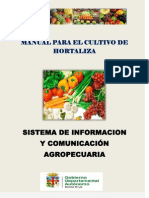 Manual de Hortalizas
