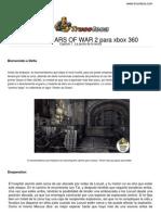 Guia Trucoteca Gears of War 2 Xbox 360