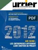 Le Courrier économique - magazine-CCI-Valdoise-Yvelines-n°124-decembre-2011