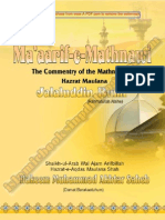 Ma aarif-E-Mathnawi