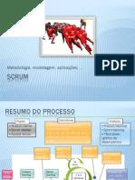 Metodologia SCRUM aliado aos processos do Feature driven development (FDD)