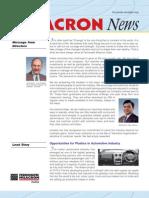 Milacron News Vol Ii2007