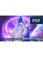 The Tesla Star Gate for a Galactic Human