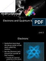 Unit 4 - Electrons