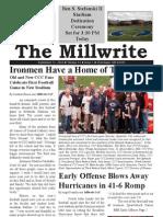 Millwrite, 41(1), 2010
