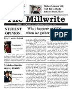 Mill Write, 41(Special Issue), 2011