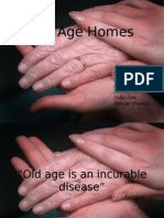 Old Age Homes Final