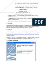 Short Paper - Instal an Do e Configurando Subversion e Projetos