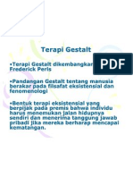 Terapi Gestalt