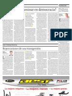 El Comercio, 16 de diciembre del 2011, p. A6.