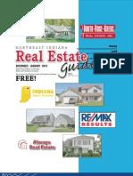 Northeast Indiana Real Estate Guide - December 2011