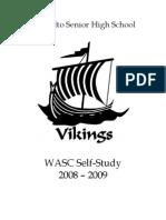Palo Alto High School (Palo Alto, CA) Self-Study/Review (2008-2009)