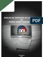 Monografia sobre A Campanha de Lançamento do Portal DOL - Diário Online