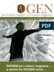 DIOGEN Magazin Special, No. 16, December 2011 - Zoran Spasojevic