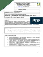 PROF._ELEN_COSTA_-_DISCIPLINA_DE_DIDATICA_-_PLANO_DE_ENSINO